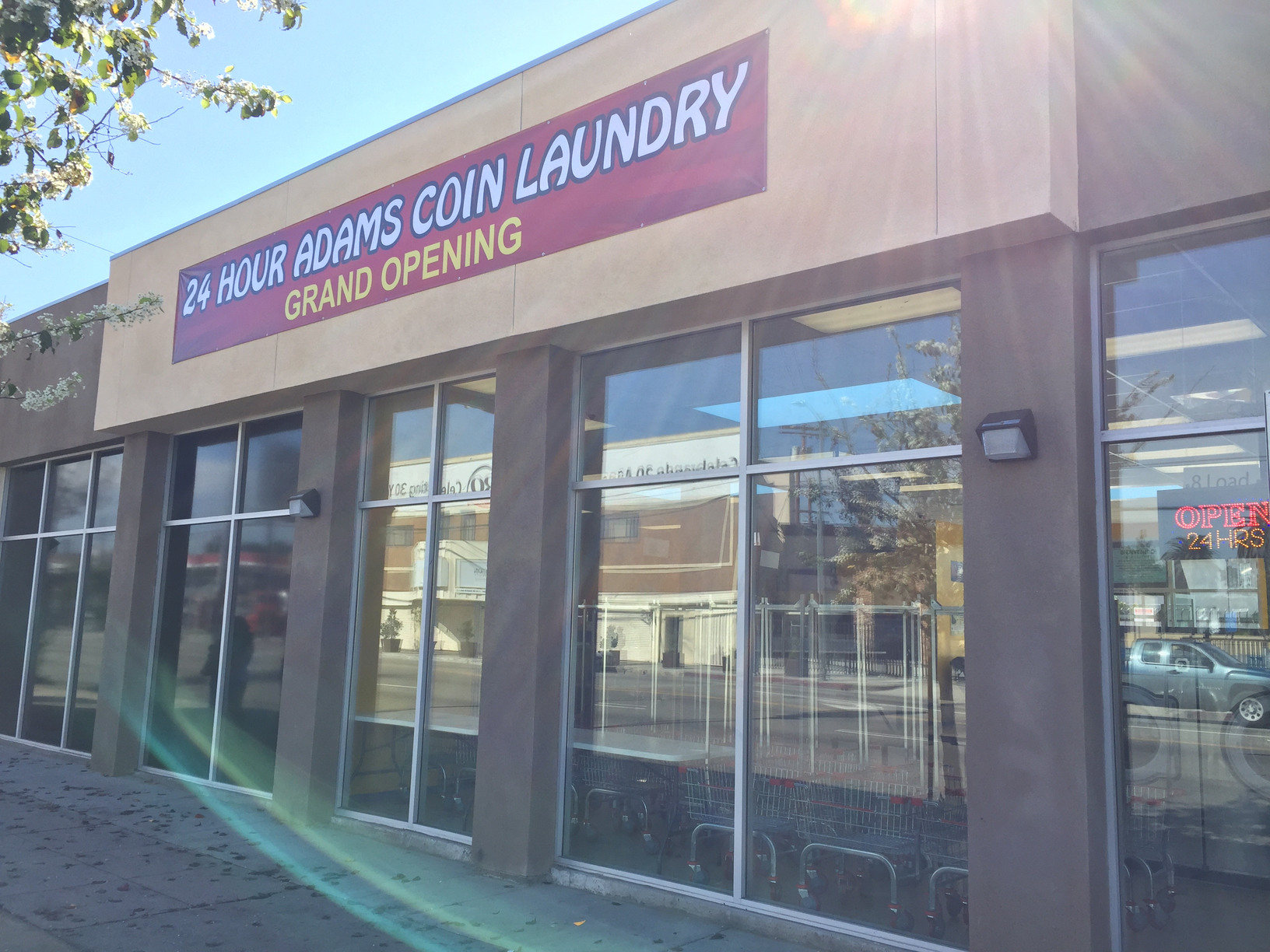 24 Hour Adams Coin Laundry